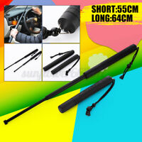 Portable Long Pockets Telescopic Stick Retractable Hiking Tools Protector Kits !