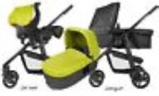 New Universal Graco Evo Carrycot & Car seat set x2 Raincover Wind Rain Coverall