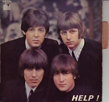BEATLES HELP I'M DOWN MR MOONLIGHT EP 45 RECORD RECORDED IN FRANCE RARE L@@K