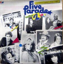 FIVE PARADE 2 - Sigle televisive mediaset -  LP  33 GIRI