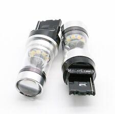 2xT20 100W 12V-24V LED car fog light High-power car daytime running lights