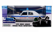 GREENLIGHT 1/24 84012 CHASE GREEN THE BLUE BROTHERS 1975 MONACO CHICAGO POLICE