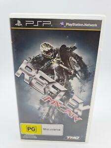 MX VS. ATV REFLEX   SONY PSP   PAL   MISSING MANUAL