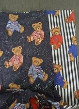 Single Bed Reversable Quilt Cover Set ... Teddy Bears ... Addairs or Pillowtalk