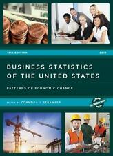 Business Statistics of the United States, 2014: Patterns of Economic C-ExLibrary
