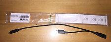 BlackBerry micro USB Dual Male Y Adapter Splitter micro USB Y-Cable