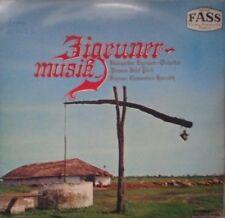 Budapester Zigeuner-Orchester Zigeunermusik (1967) [LP]