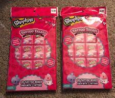 Shopkins Valentine Tattoo Packs, 20 Ct