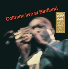 John Coltrane LIVE AT BIRDLAND 180g GATEFOLD +Bonus Track DOL New Vinyl LP