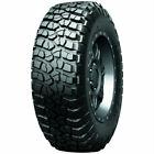 4 New Bfgoodrich Mud-terrain Ta Km2 - Lt255x75r17 Tires 2557517 255 75 17