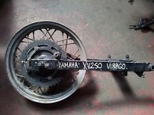 YAMAHA VIRAGO XV 250 SWINGARM AND REAR WHEEL FITS 125?