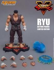 NYCC 2017 1/12 Street Fighter V Hot Ryu Brown Version Storm