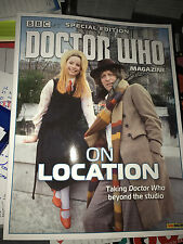 DOCTOR WHO MAGAZINE - SPECIAL EDITION - ON LOCATION