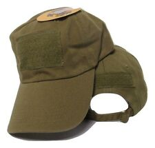 Coyote Tan Operator Operators Tactical Cap Hat Patch adjustable strap