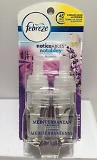Febreze NOTICEables Dual Scented - MEDITERRANEAN Scent - Single Pack RVHT