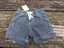 NWT Gymboree Infant Baby Boys Shorts Size 0-3 Months