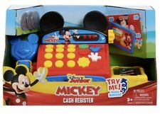 New listing New Disney Junior Mickey Mouse Clubhouse Cash Register 10 Pieces Playset Toy
