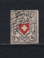 Schweiz Nr.5II gestempelt