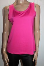 Millers Brand Pink Basic Cami Top Size 16 BNWT #TC15
