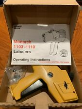 Monarch 1110 Price Gun / New in Box
