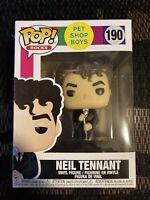 Funko POP! Rocks Pet Shop Boys Neil Tennant - IN STOCK - NEW
