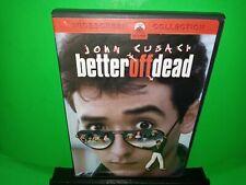 Better Off Dead Dvd 2002 John Cusack - B750
