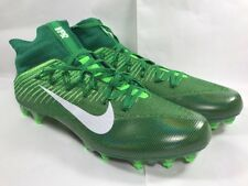 Nike Vapor Untouchable 2 Football Cleats Pine Green Voltage Sz 16