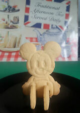 Mickey Mouse Cookie Cutter Sandwich Push Pull Mold Cake Decorating Sugarpaste!