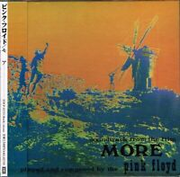 "Pink Floyd ""Soundtrack From The Film More"" Japan LTD Mini LP CD w/OBI"