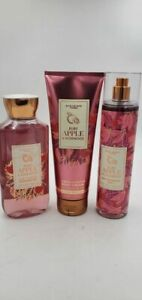Bath and Body Works Ruby Apple & Rosewood Collection