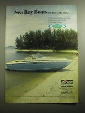 BLUE BOAT COVER FOR SEA RAY SRV 207 I//O 1979-1987