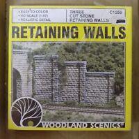 Woodland Scenics Model Train / Scenery Items  (Select One) NIP