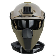 Tmc2889-Rg High Cut Maritime Tactical Helmet Mask Rail Connection Mask