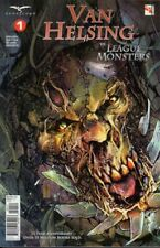 Van Helsing vs. the League Of Monsters No 1 (2020), Variant Cover COLA Pietro, NEW