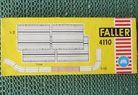 Faller Ams 4110 Droit 10 CM dans Emballage