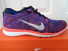 Nike Free TR Flyknit 718785 002 wmns trainers shoes uk 6.5 eu 40.5 us 9 NEW+BOX
