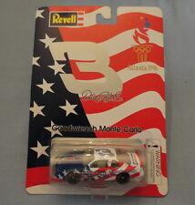 Dale Earnhardt 1996 Goodwrench Monte Carlo - Atlanta Olympics Logo Paint Scheme