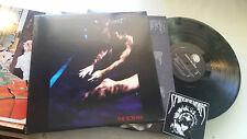 SIOUXSIE AND THE BANSHEES The Scream LP Rare Goth w/lyric + FAN STICKER geffen!!