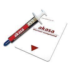 Akasa AK-455 Hi Performance CPU Thermal Compound Paste, 5.0 gram syringe