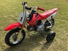 Adjustable Motorcycle Training wheels for Honda CRF 50 - CRF 70 - XR 70