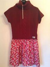 BNWT 100% Auth Diesel, girls Unique Wool dress. 12 YRS RRP £110