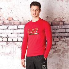 ARMANI Langarm Herren-T-Shirts aus Baumwollmischung