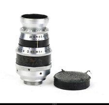 Lens Meyer Gorlitz Trioplan 2.8/3,6cm