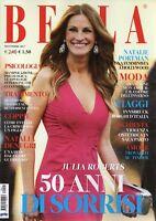 Bella 2017 11.Julia Roberts,Eva Mendes,Jennifer Lawrence,Natalie Portman