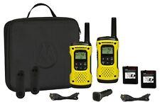 MOTOROLA TLKR T92 H2O TWIN PACK UHF LICENSE FREE WATERPROOF HANDHELD RADIO