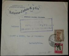 O) 1932 COLOMBIA, COFFEE CULTIVATION, BANANAS, SUSCRIBASE AL EMPRESTITO PATRIOTI