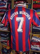 Trikot FC Bayern München 1995/97 (S)#7 Heimtrikot Home Adidas Shirt Jersey