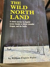 The Wild North Land Winter Journey Dogsled Across Northern America HARDCOVER MAP