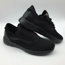 "Vans Men/Women's Shoes ""Iso Route--(Staple) Black/Black"