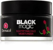 Dermacol Black Magic - Mattifying and Moisturizing Gel Reduce Sebum, No Shine